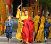 learn Shaolin Kung fu in China-Shaolin Temple Kung fu school