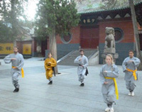 Learn Kung Fu in China-Shaolin Temple Kung Fu School-Shaolin Kung Fu