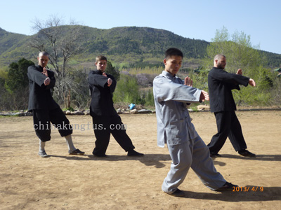 Full time Wing chun Class