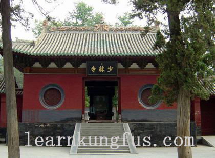 Original Shaolin Temple