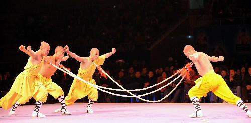 Shaolin Kung Fu-Learn Kung Fu in China