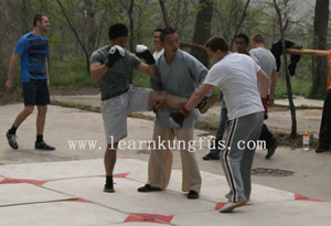 chinese kickboxing china